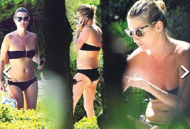 Bodrum'daki hesap Kate Moss'u çıldırttı! 1
