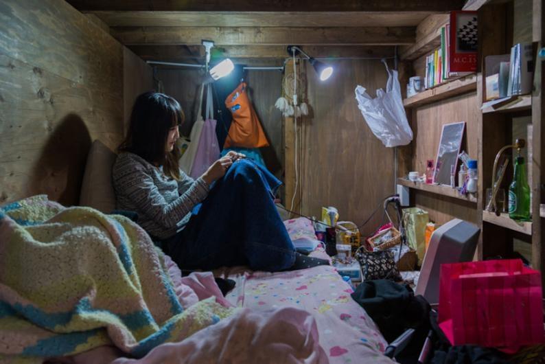 Küçük odaların büyük dünyası... 1