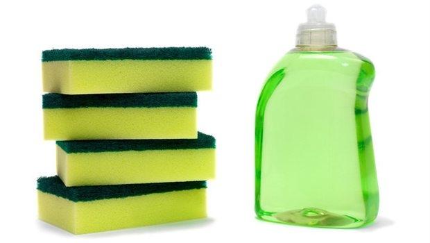 Bulaşık Deterjanının 6 Farklı Kullanımı 1