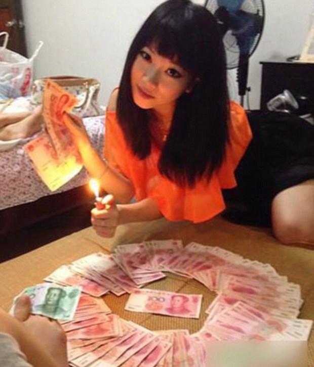 Bunlar da Çin'in 'zengin' çocukları 1
