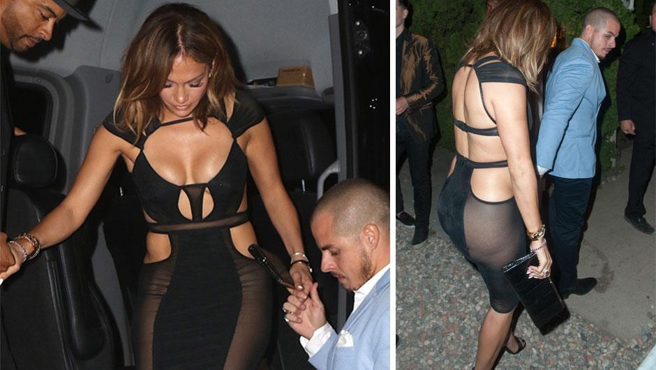 Jennifer Lopez 46 yaşında 1