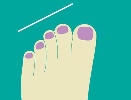Ayak parmaklarına göre karakter analizi 1