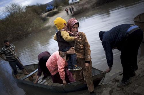 PULİTZER'DE FOTOĞRAF ÖDÜLLERİ SURİYE'DE ÇEKİLEN KARELERE GİTTİ 6