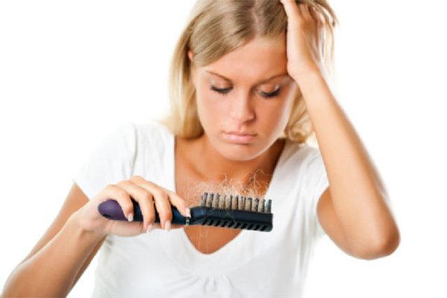 Saç dökülmesinin 20 nedeni 1
