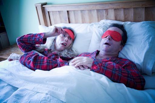 Ağzı açık uyuyanlar dikkat! 1