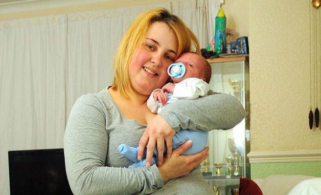 Hamile Olduğunu Anlamayan Kadının Şaşırtıcı Doğum Hikayesi 1