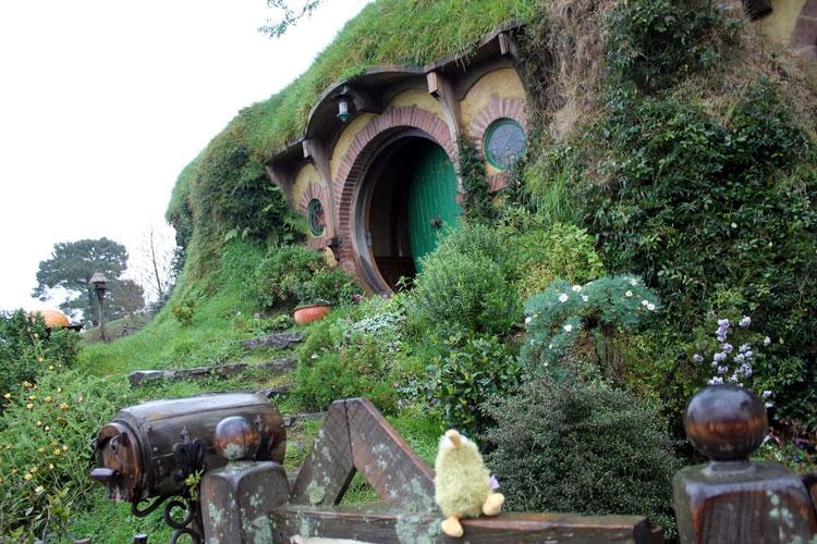 İşte gerçek Hobbit evi 1