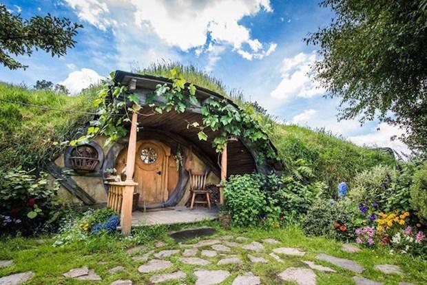 İşte gerçek Hobbit evi 10