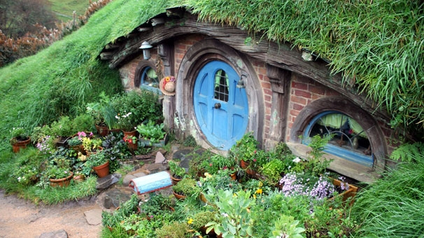 İşte gerçek Hobbit evi 2