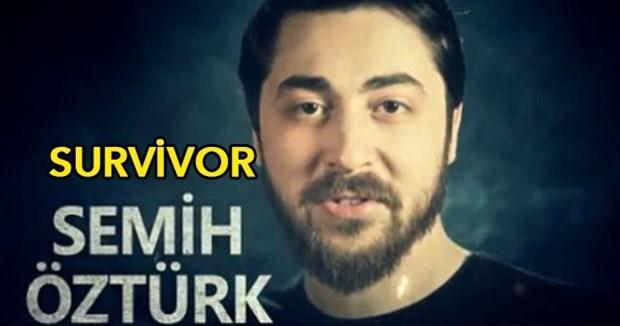 SURVİVOR SEMİH'İN MESLEĞİ ŞAŞIRTTI! 1