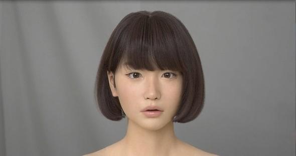 'HİPER REALİSTİK' JAPON KIZI İNTERNETİ SALLADI 8