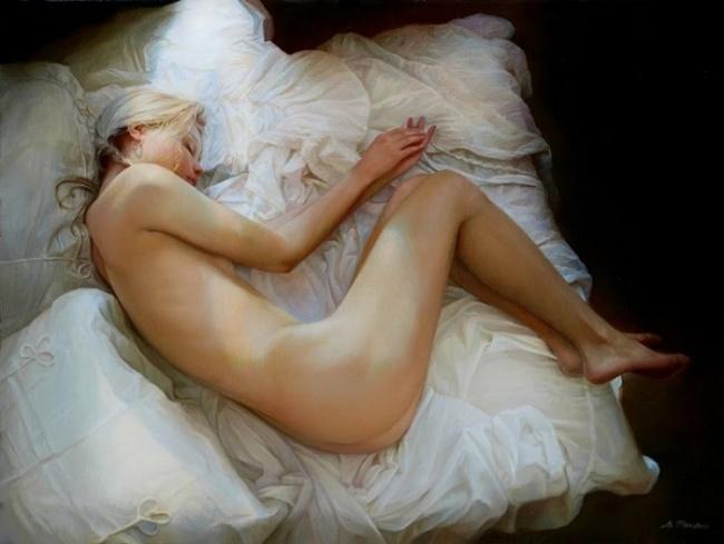 Sergei Marshennikov'un Kadınları 11