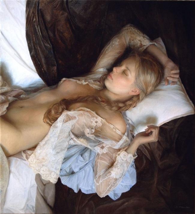 Sergei Marshennikov'un Kadınları 18