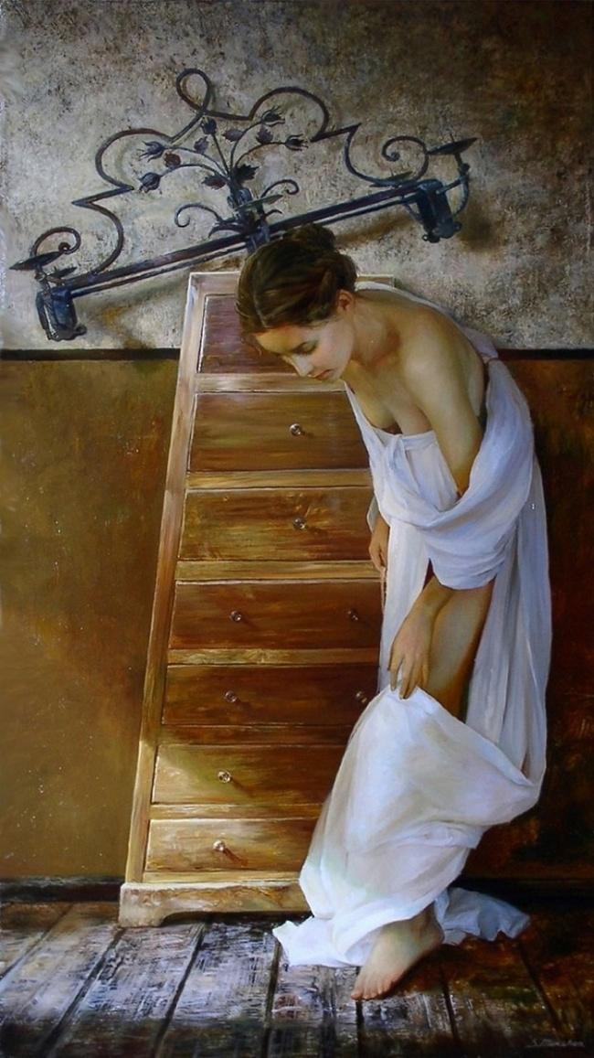 Sergei Marshennikov'un Kadınları 19