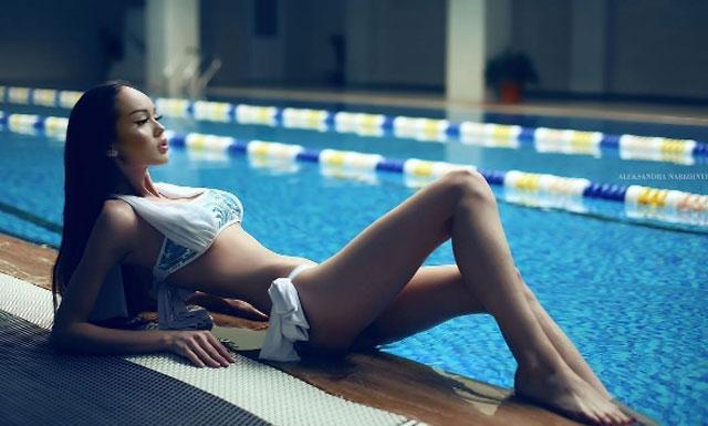 Kazakistanlı Barbie sosyal medyada en çok paylaşılanlarda 13