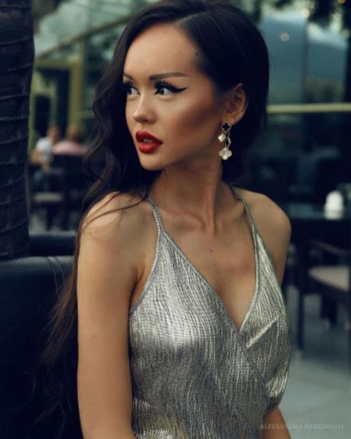 Kazakistanlı Barbie sosyal medyada en çok paylaşılanlarda 5
