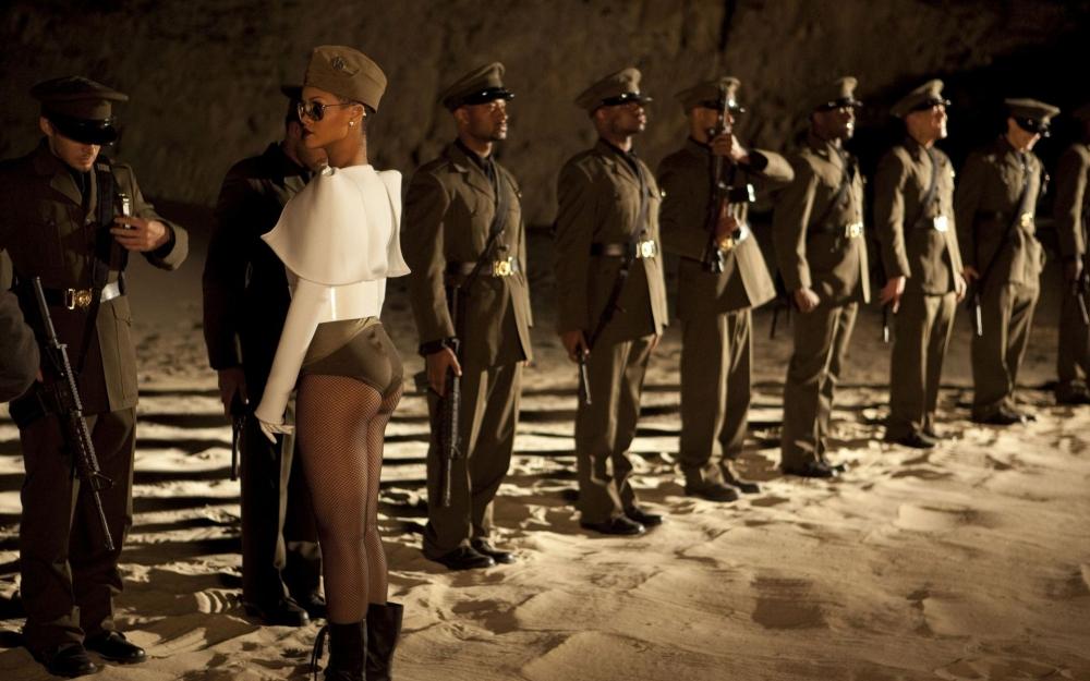 Rihanna hakkında bilmediğiniz 5 şey 4