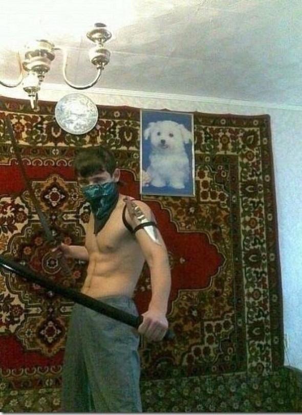 RUS ARKADAŞLIK SİTESİNDE PAYLAŞILAN ŞAŞIRTAN GÖRÜNTÜLER 29