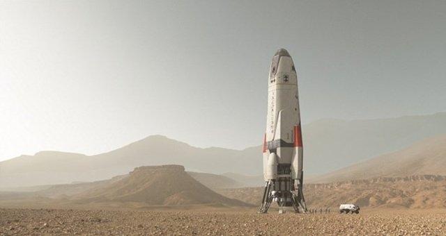 BİRLEŞİK ARAP EMİRLİKLERİ MARS'A ŞEHİR KURACAK 7