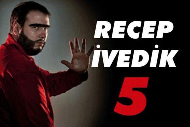 ŞAHAN GÖKBAKAR 'RECEP İVEDİK 5' İÇİN FLAŞ KARAR ALDI 13