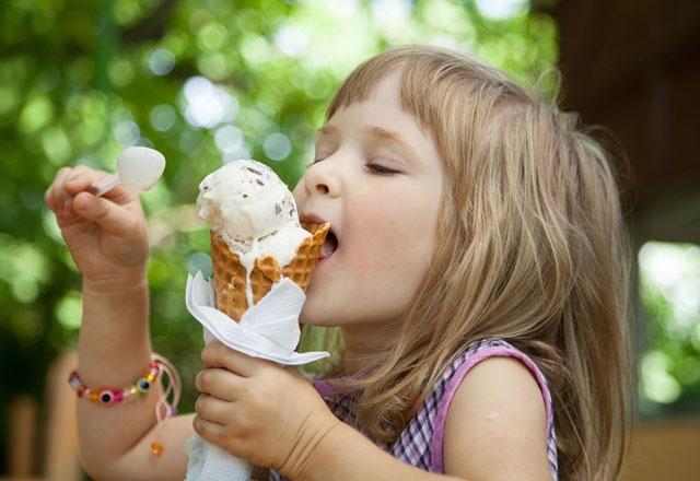 Çocukları agresif yapan 10 yiyecek 7