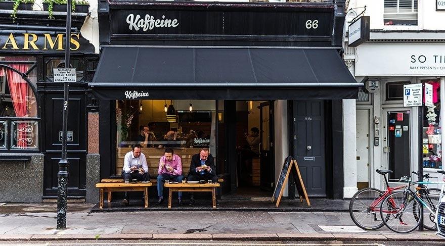 Avrupa'ya gidince müdavimi olacağınız kahve dükkanları 1