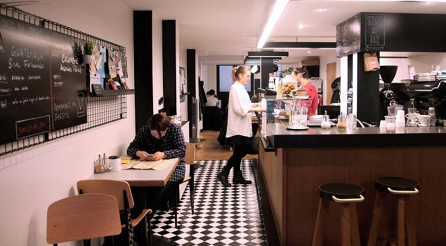 Avrupa'ya gidince müdavimi olacağınız kahve dükkanları 2