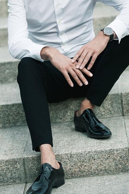 Çorapsız ayakkabı giymeyin! 2