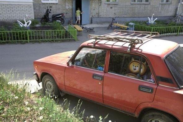 Rusların gizli şehri böyle görüntülendi... 21