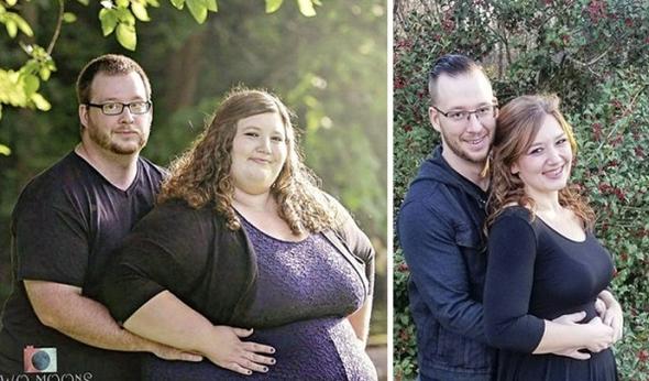 İnanılmaz değişim! Hayatlarını değiştiren kararı birlikte verdiler... 8