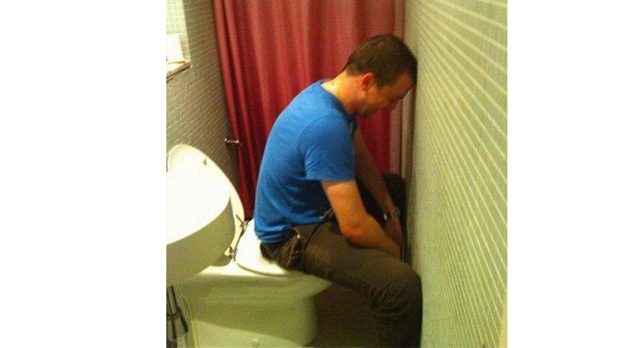 Beyin yakan 25 sürrealist tuvalet tasarımı 2