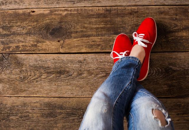 Topuk çatlağını geçiren doğal yöntem! 5