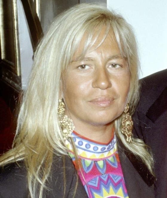 Donatella Versace'nin inanılmaz değişimi 2