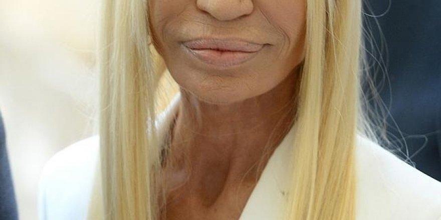 Donatella Versace'nin inanılmaz değişimi