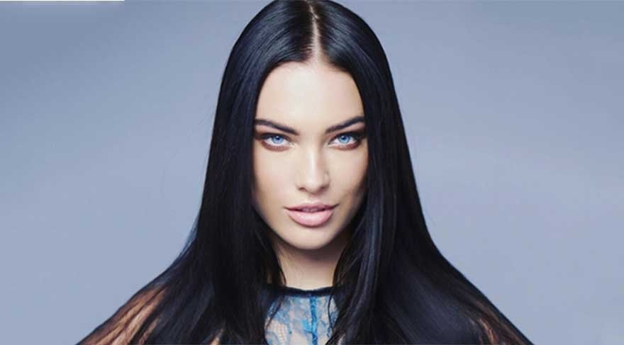 Adriana Lima'nın tahtına göz diken Rus güzel 1