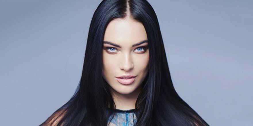 Adriana Lima'nın tahtına göz diken Rus güzel