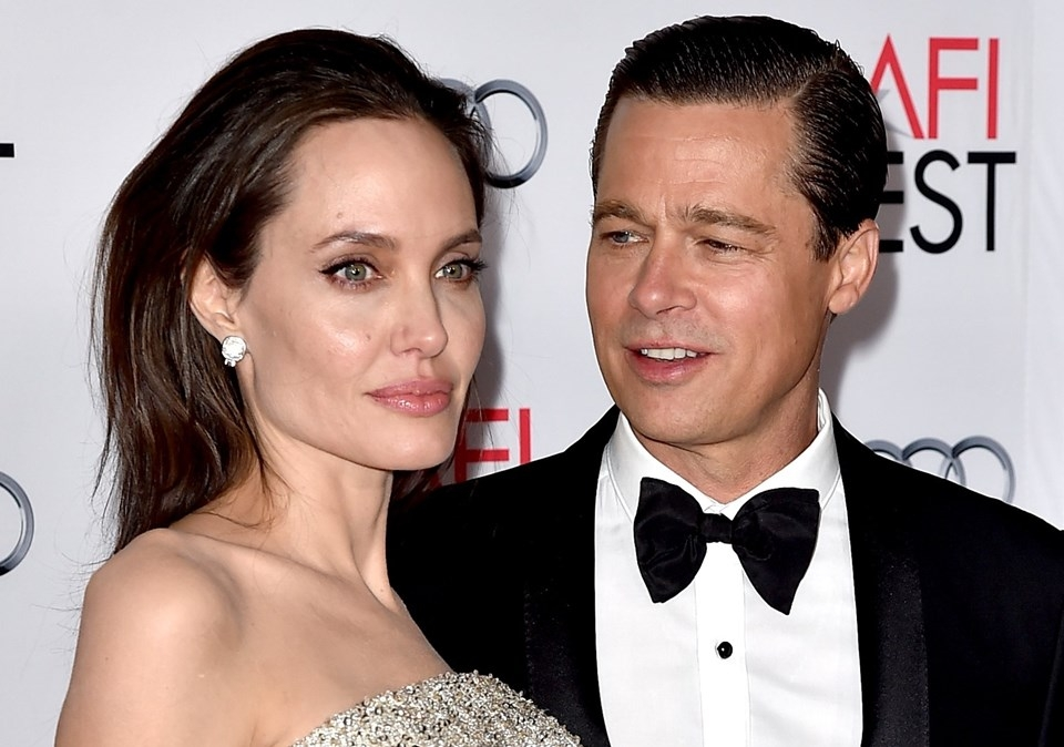 Ve ayrılığın nedenini Angelina anlattı 1