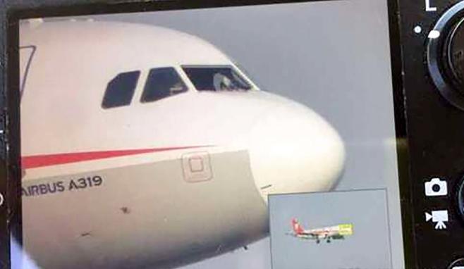 Dünyayı şoke eden olay! Pilot camdan fırlıyordu ki… 1