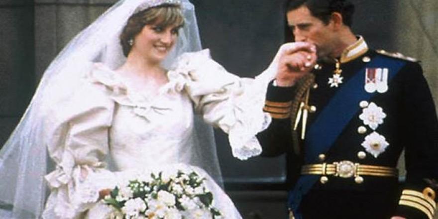 Tüm gözler onun üzerindeydi! Prenses Diana gerçekte..