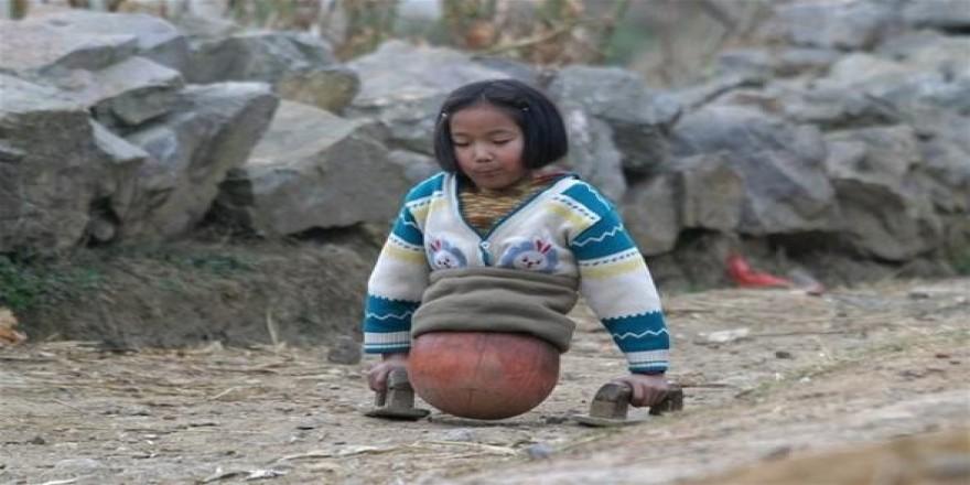 Bütün dünyanın hafızasına kazınan kız büyüdü!