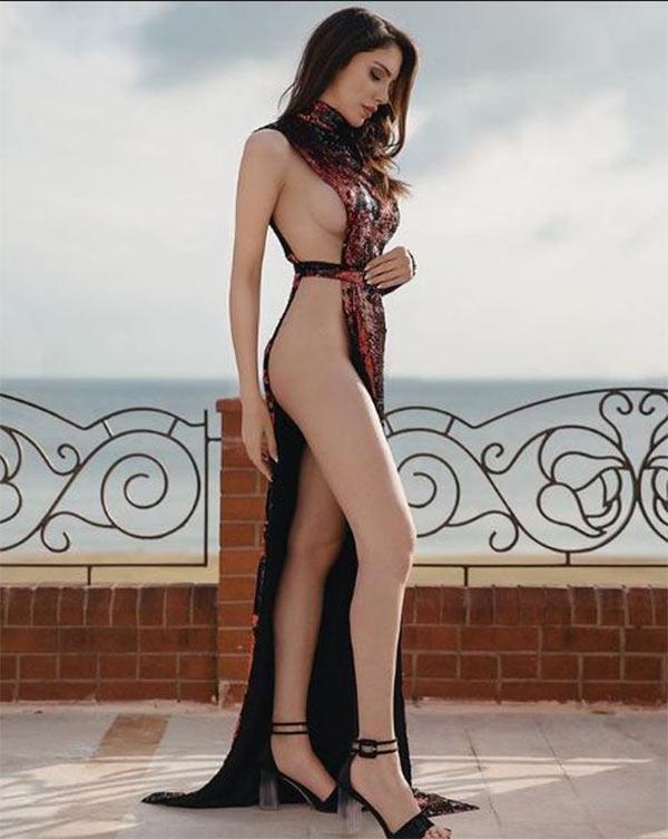 Tuğçe Aral'dan, Jennifer Lopez pozu 1