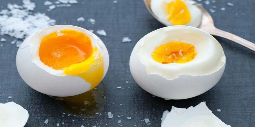 Haşlanmış yumurta diyeti ile 14 günde 10 kilo verebilirsiniz