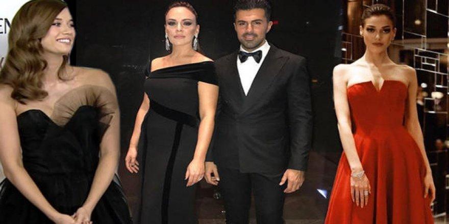 Pantene Altın Kelebek Ödülleri'nde şıklık yarışı...