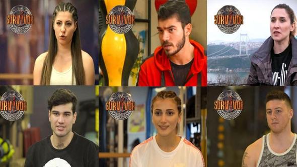 Survivor 2019 Türk Takımı Yarışmacı Adayları 1