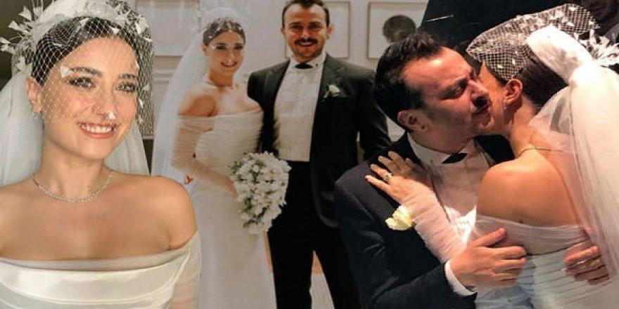 Hazal Kaya ile Ali Atay evlendi!