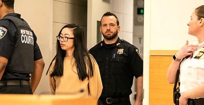 2 yaşındaki kızını küvette boğarak öldüren cani anneye 18 yıl hapis ceza 1