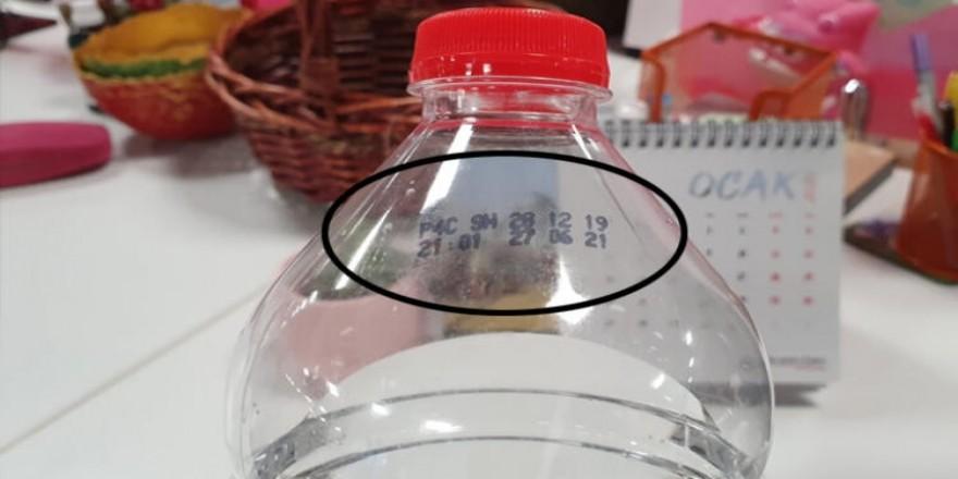 Pet şişe su üzerinde yazan o tarihe dikkat! Eğer içerseniz...
