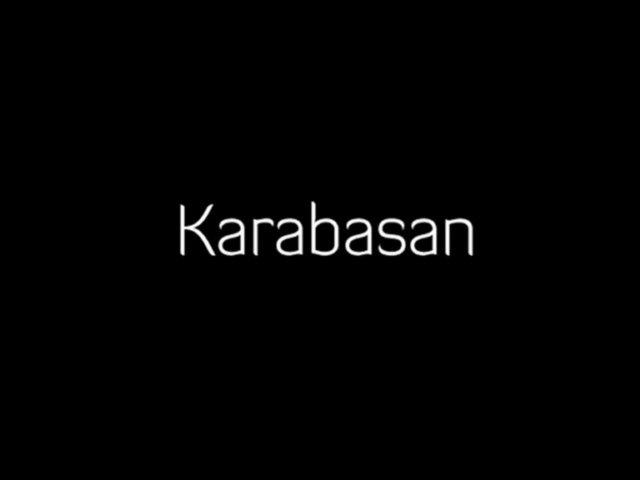 """TÜM İNSANLIĞIN ORTAK SORUNU: KARABASAN """" 1"""