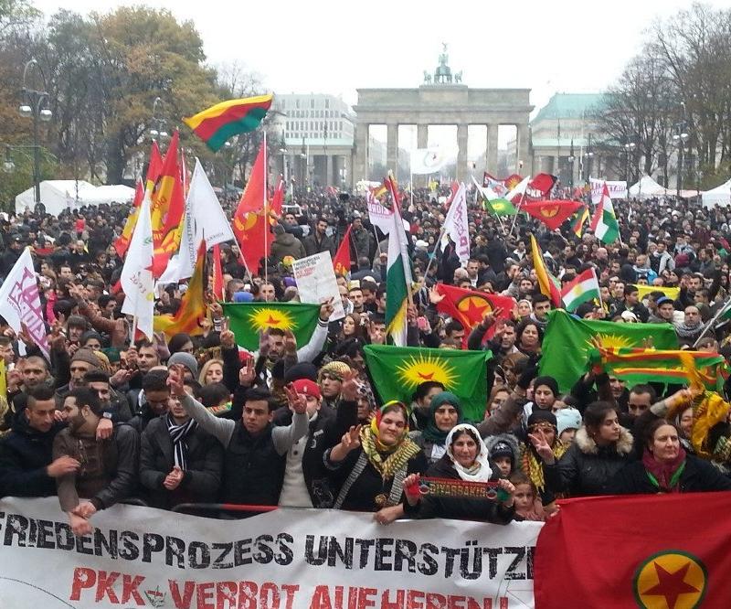Almanya'dan kritik PKK açıklaması