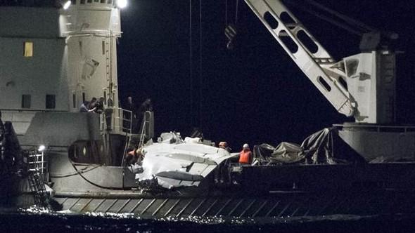 Düşen Rus uçağının pilotları arasındaki son konuşmanın dökümü ortaya çıktı